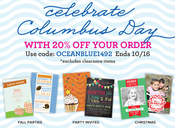 columbus day blog